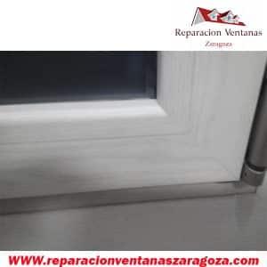 Marco ventana aluminio 1
