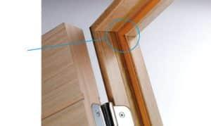 Reparación juntas ventanas madera