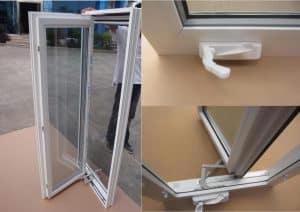reparación de manivela ventana pvc y aluminio