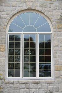 reparación ventanas media luna e instalacion